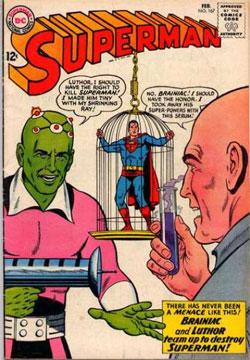 luthor brainiac 3