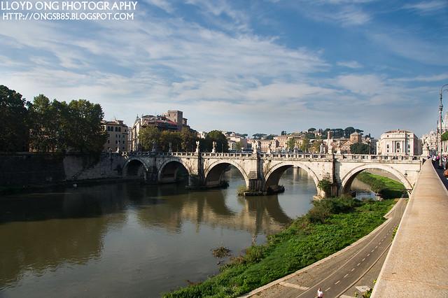 Vatican River Side