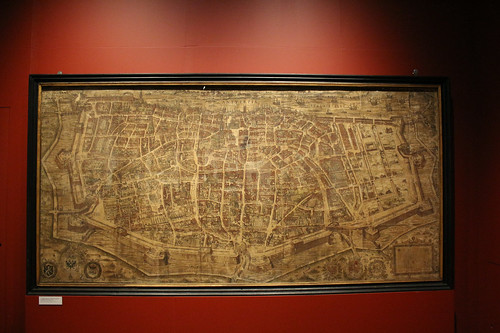 Drawing the City - Plantin-Moretus Museum