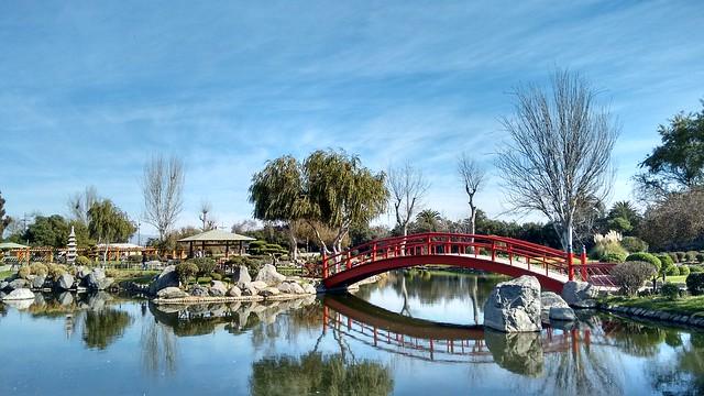 Jardín Japonés, La Serena: Parque Jardín del Corazón