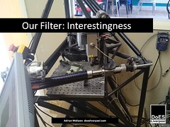 Our Filter: Interestingness