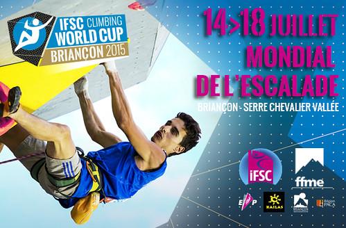 IFSC World Cup Briançon 2015