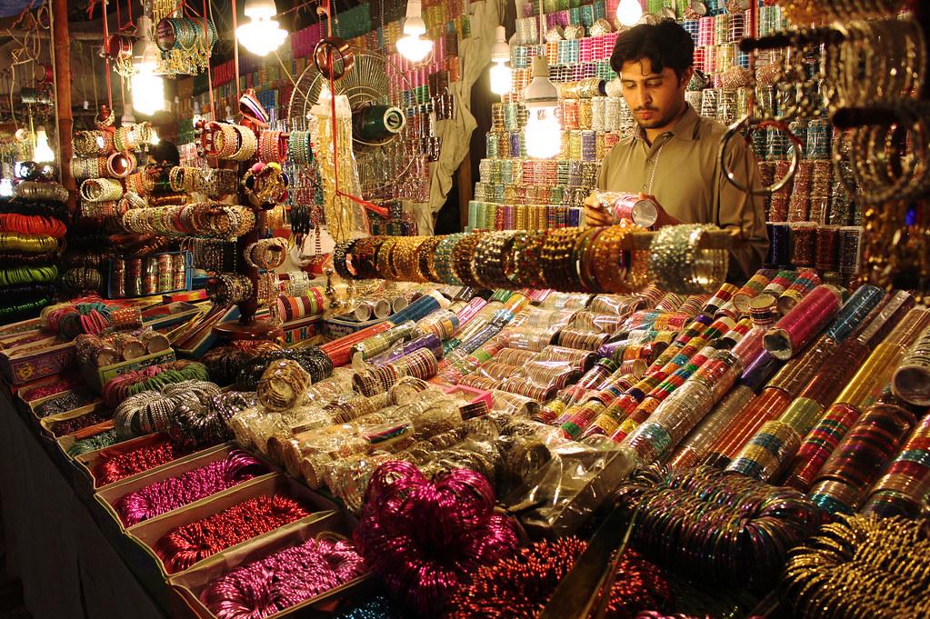 Eid scene from Islamabad. Photo by: Sana Jamal