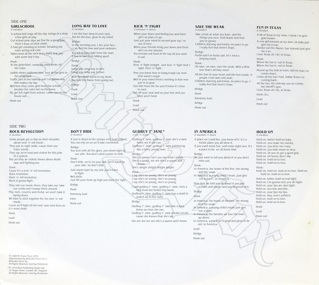 "BRITNY FOX S/T SELF-TITLED 12"" LP VINYL"