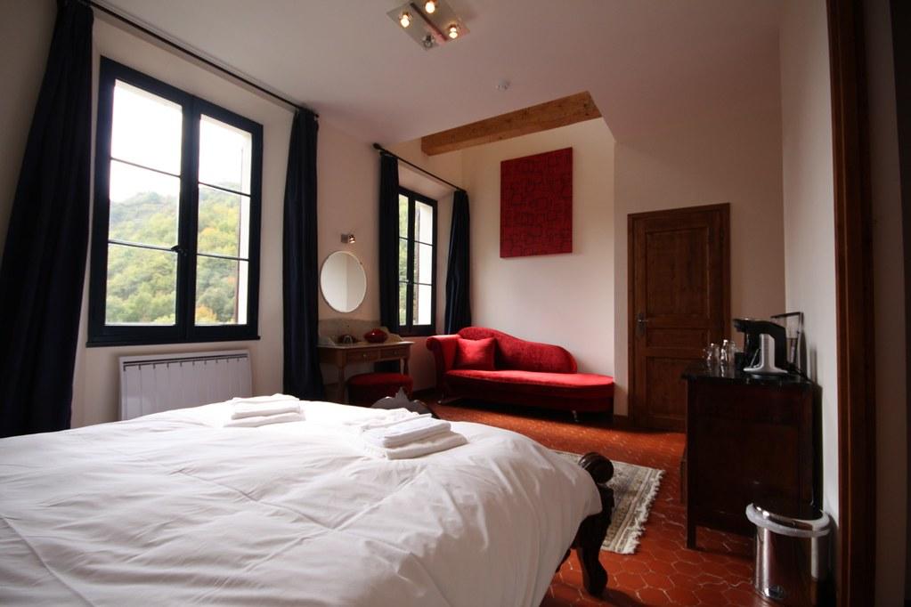 Le Foulon bedrooms