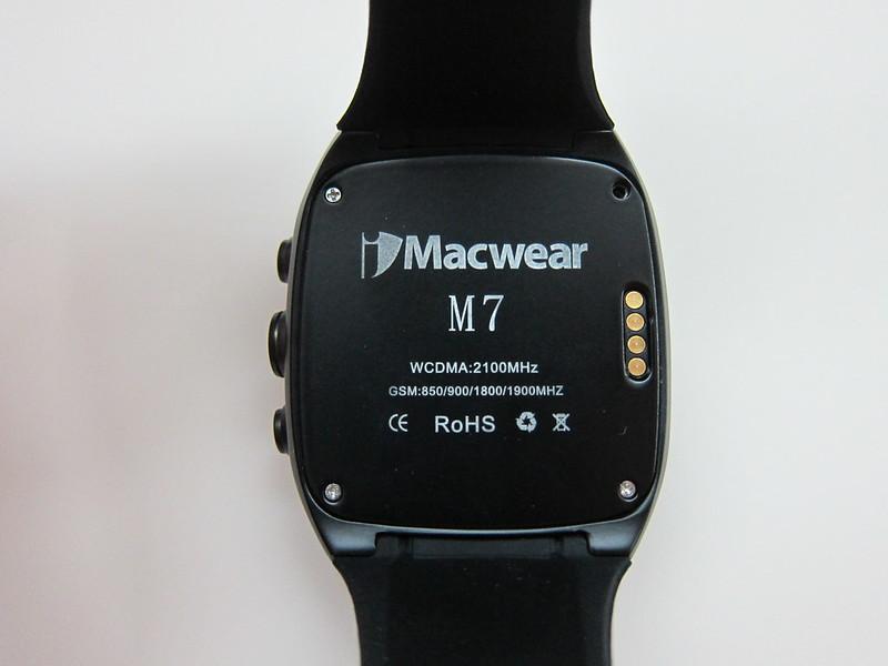 iMacwear M7 - Back