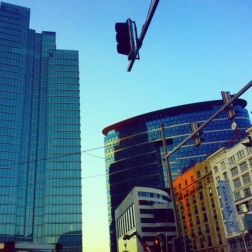 Fiandre: moderna Bruxelles