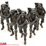 精銳部隊來襲!《酸雨戰爭》海軍陸戰隊士兵開箱報告 Acid Rain Marine Infantry Figure
