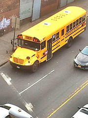 2006 IC CE300, Consolidated Bus Transit, Bus#16393, Air Brakes, No Air Ride, No Radio, No AC.