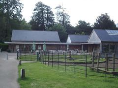 Reception and Shop - Dyffryn Gardens - Play Area