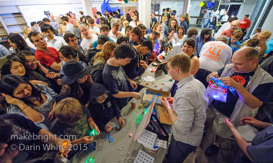 Maker Expo at Summer Lights Festival 2015 311