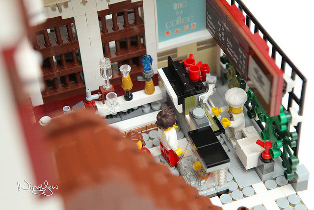 LEGO MOC - Penang Heritage Shop