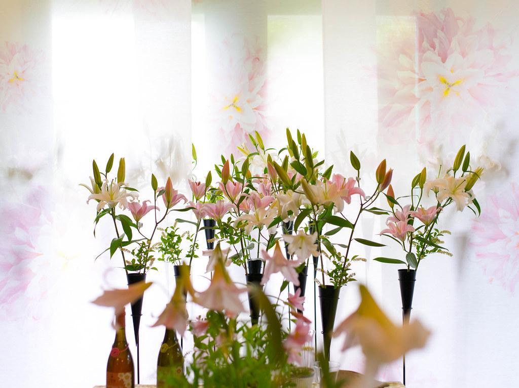 花と器のハーモニー2015①