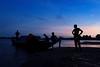 Sunset At Bisnakandi