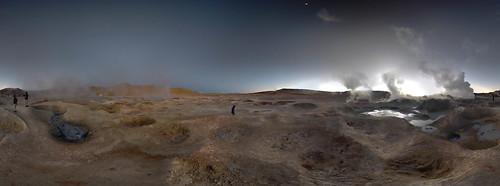 sunrise bolivia uyuni panoramastitch potosidepartment