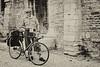 CYCLIST 3 by Nigel Bewley