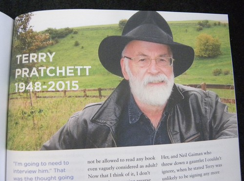 Children's Media Yearbook 2015 - Terry Pratchett