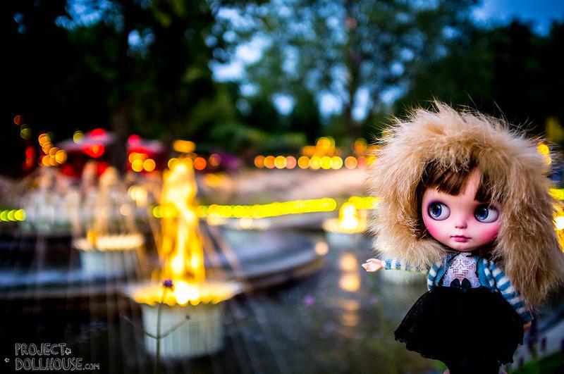 Nori visits Tivoli Gardens