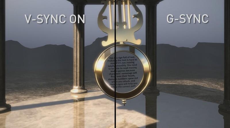 G-SYNC - TẠM BIỆT BÓNG MA LỆCH ĐẦU - 83186