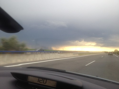 Llegando a Zamora