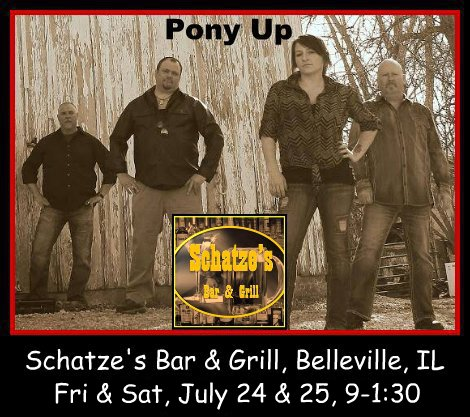 Pony Up 7-24, 7-25-15