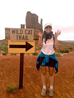 Wildcat trail !