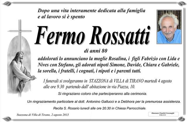 Rossatti Fermo