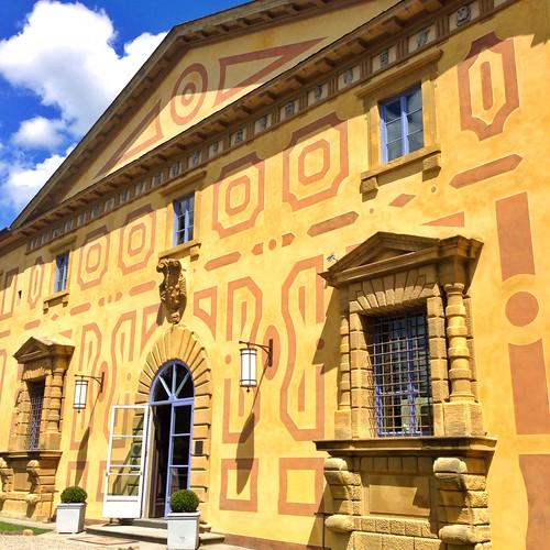 Villa le Maschere, Toscana