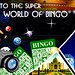 Welcome to the Super Exciting World of Bingo by bingojohnmendes