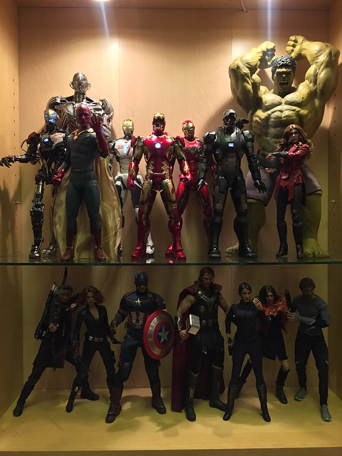 1/6 Avengers 2 : Age Of Ultron