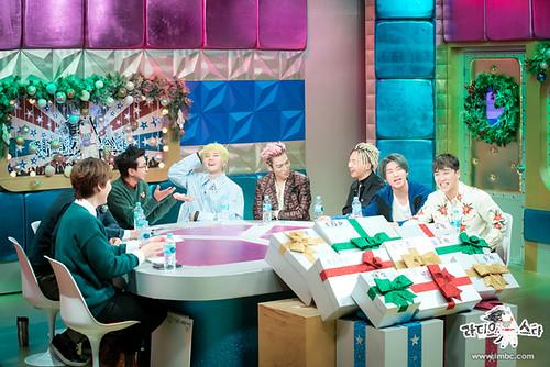 BIGBANG MBC Radio Star 2016-12-21 (4)