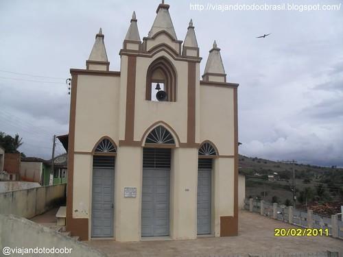Coité do Nóia - Igreja de São Benedito