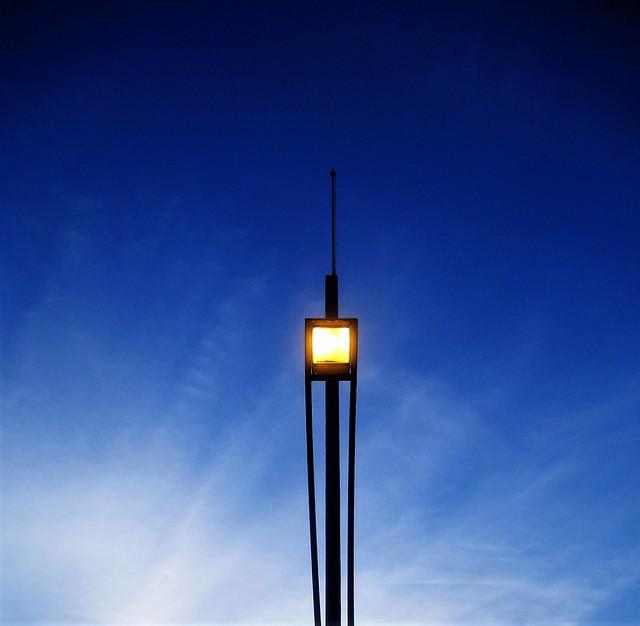listening light
