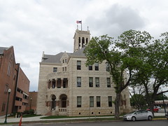 Comal County Courthouse, New Braunfels, TX2