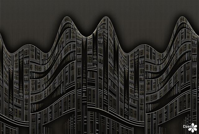 High Rise City
