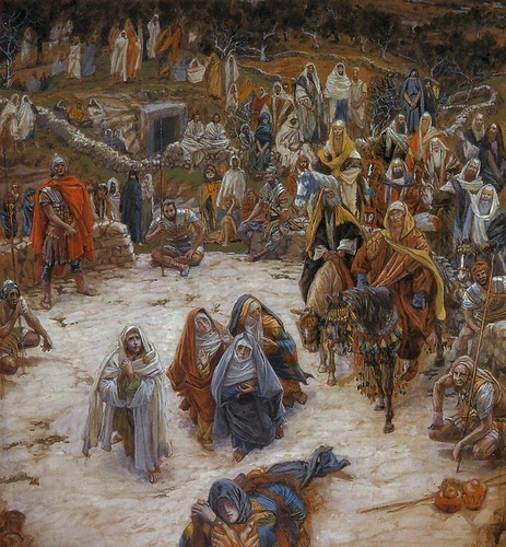 tissot, james jacques - The Life of Christ - What Our Saviour Saw from the Cross