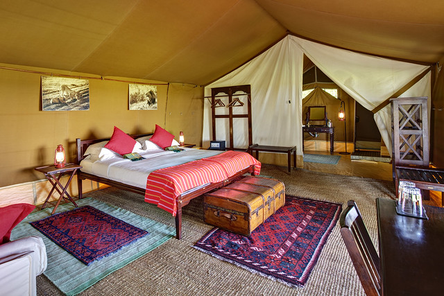 Elephant Pepper Camp's Honeymoon Tent