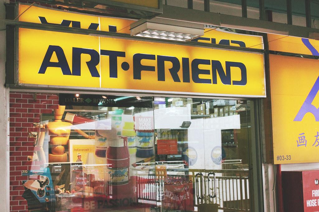 """""""ArtFriend"""""""