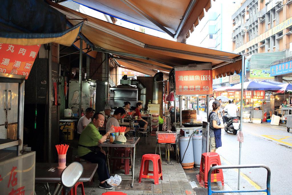 20150621萬華-梧州街無名鱔魚湯、臭豆腐 (2)