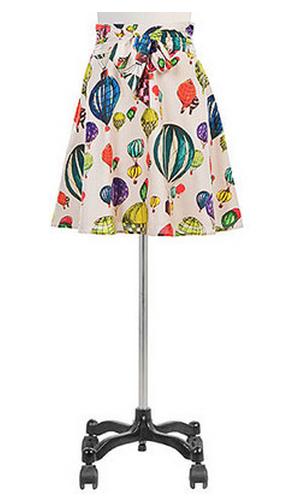 eshakti balloon skirt