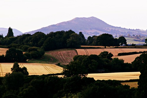 Skirrid from Goytre (Dickie-Dai-Do)