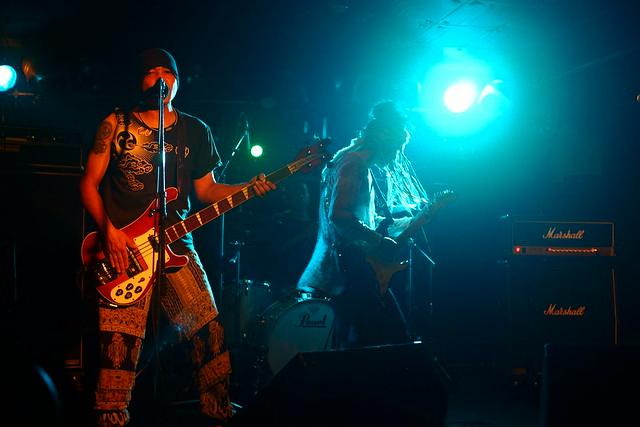 SPUTNIK KOMBINAT live at ShowBoat, Tokyo, 26 Jul 2015. 068