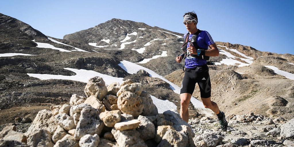 O Luis Alberto Hernando νικητής στον Ice Trail Tarentaise 2015 | Photo (c): iancorless.org