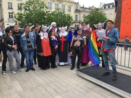 Marche des fiertés 2015 à Poitiers