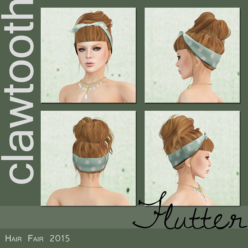 Clawtooth at Hair Fair 2015