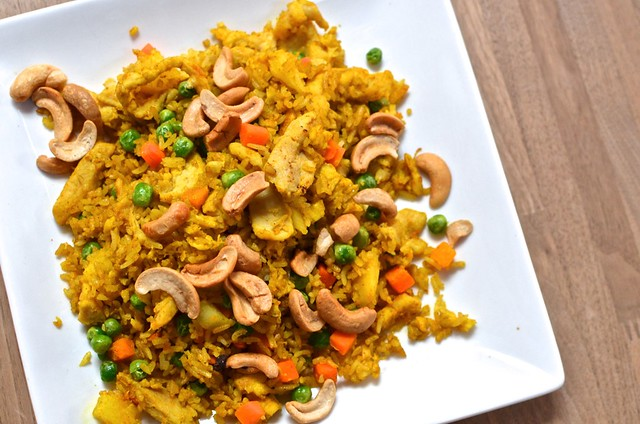 edwin mills curry cashew rice