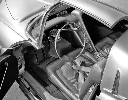 1956 ... Oldsmobile 'Golden Rocket'