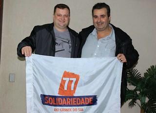 Encontro Estadual Solidariedade RS