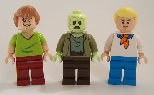 LEGO Scooby Doo Zombie