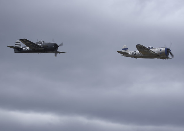 Army and Navy Fighters